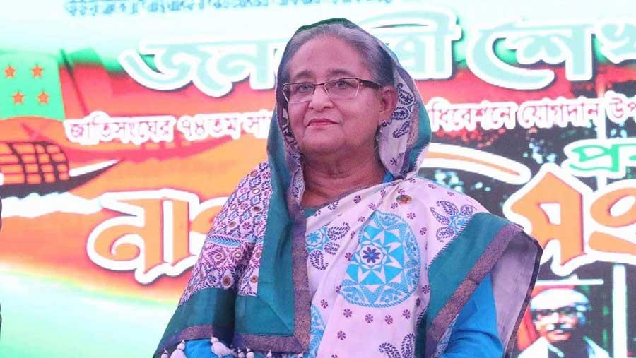 PM Sheikh Hasina leaves for New Delhi Thursday