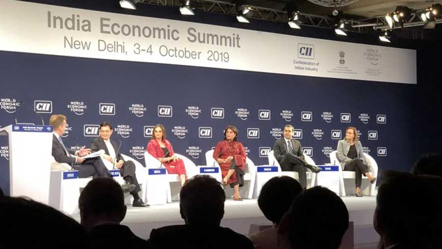India Economic Summit 2019 kicks off