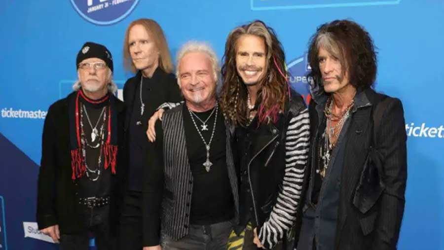 Aerosmith named MusiCares' 2020 Person of the Year