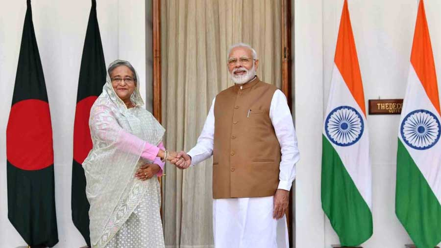 Dhaka, Delhi sign 7 bilateral documents; inaugurate 3 projects