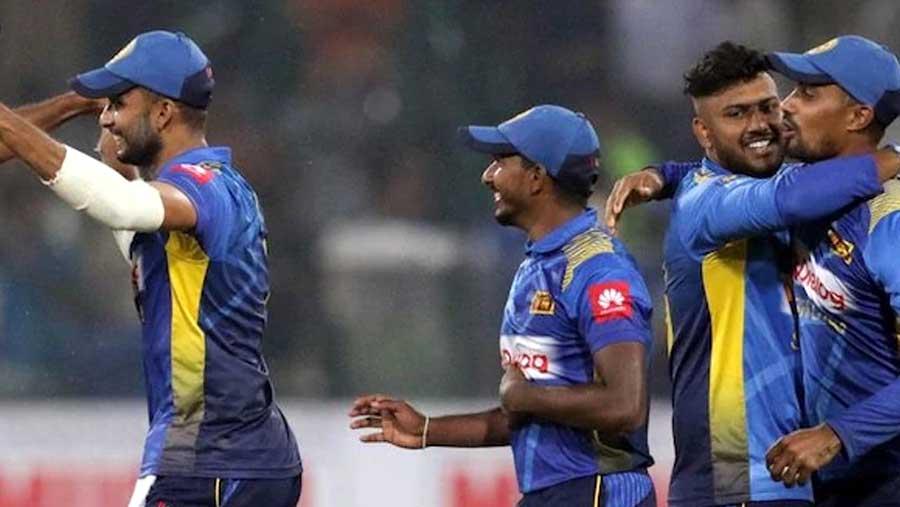 Sri Lanka beat Pakistan by 64-runs in T20