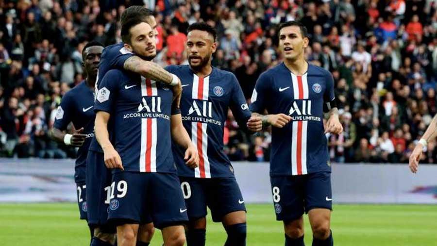 Sarabia stars for PSG in 4-0 win vs Angers