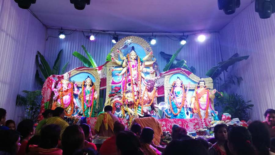 Moha Shaptami celebrated across country