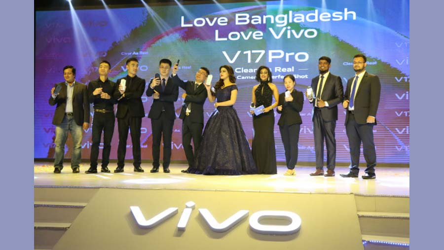 Vivo launches new flagship smartphone