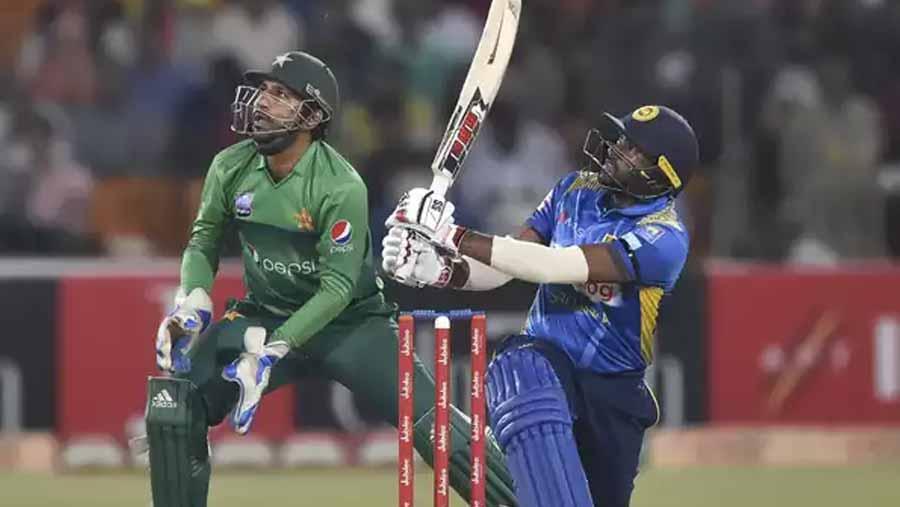 Sri Lanka beat Pakistan to clinch T20 series