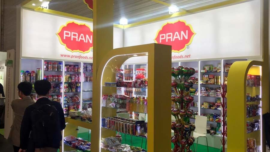 PRAN bags $5.2m export orders from Germany fair