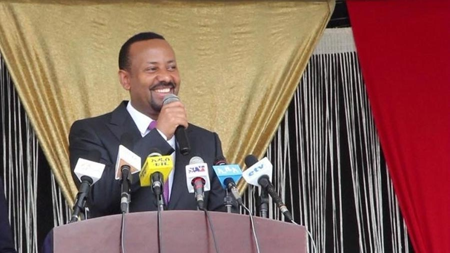 Nobel peace prize awarded to Ethiopian PM Abiy Ahmed