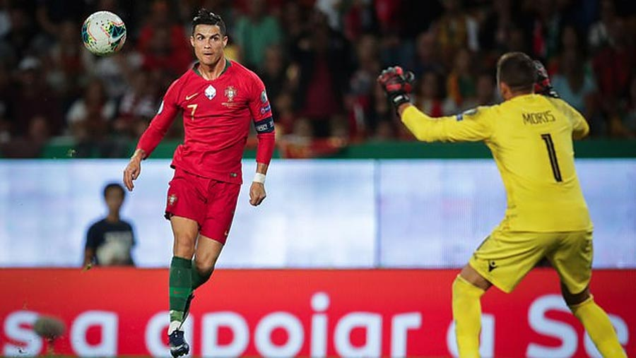 Euro qualifier: Portugal beat Luxembourg 3-0