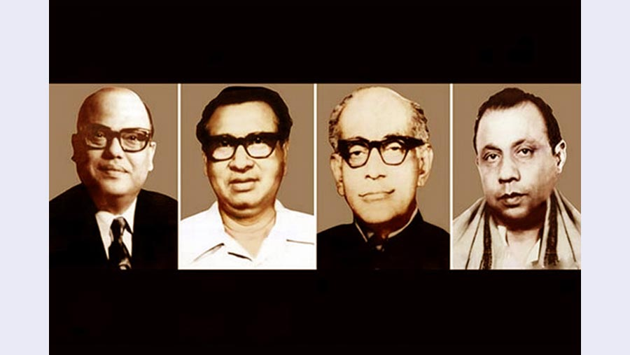 Nation recalls four national leaders on Jail Killing Day