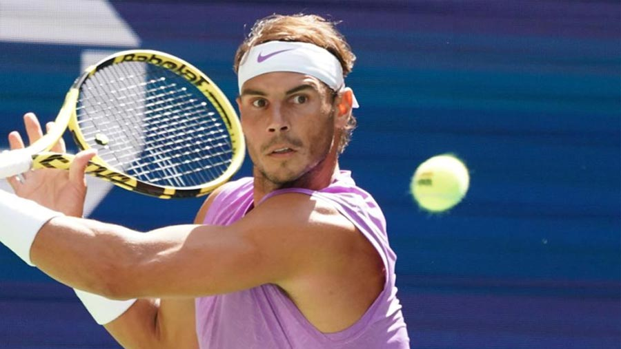 Nadal returns to top of ATP rankings