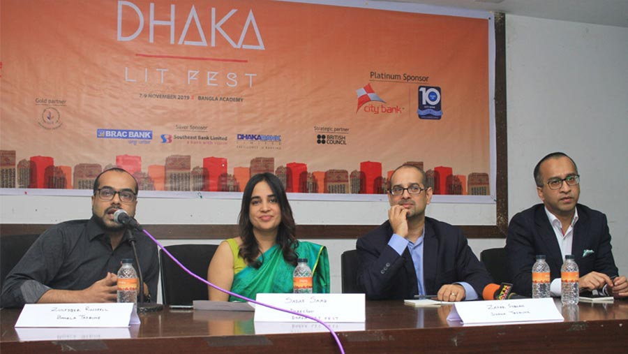 Dhaka Lit Fest kicks off Thursday