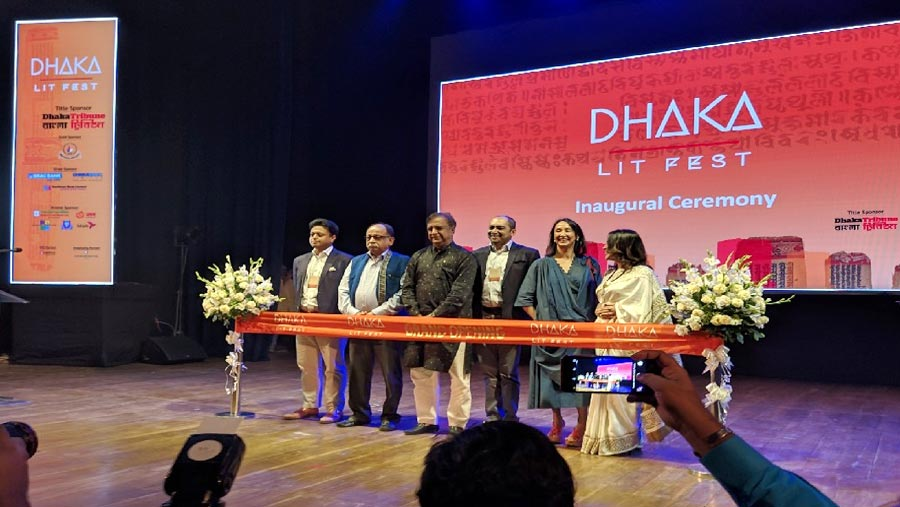 9th Dhaka Lit Fest inaugurated