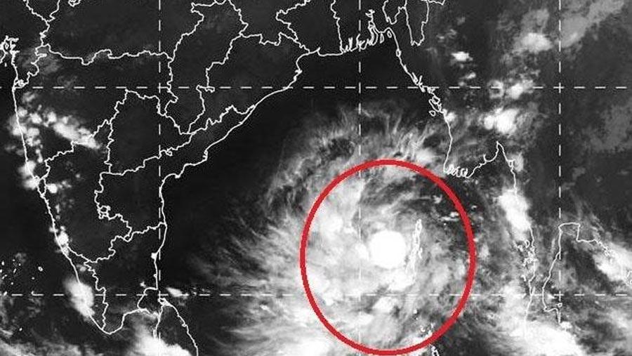 Cyclone 'Bulbul' may hit Bangladesh Saturday