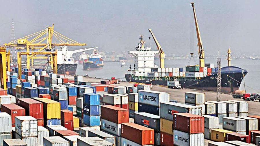 Chattogram port activities suspended