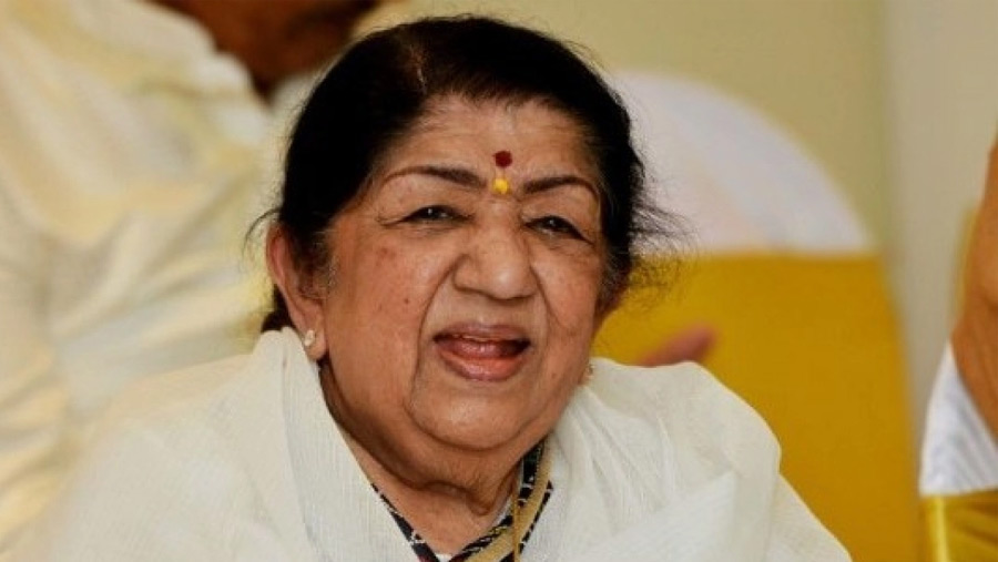 Lata Mangeshkar admitted to Hospital