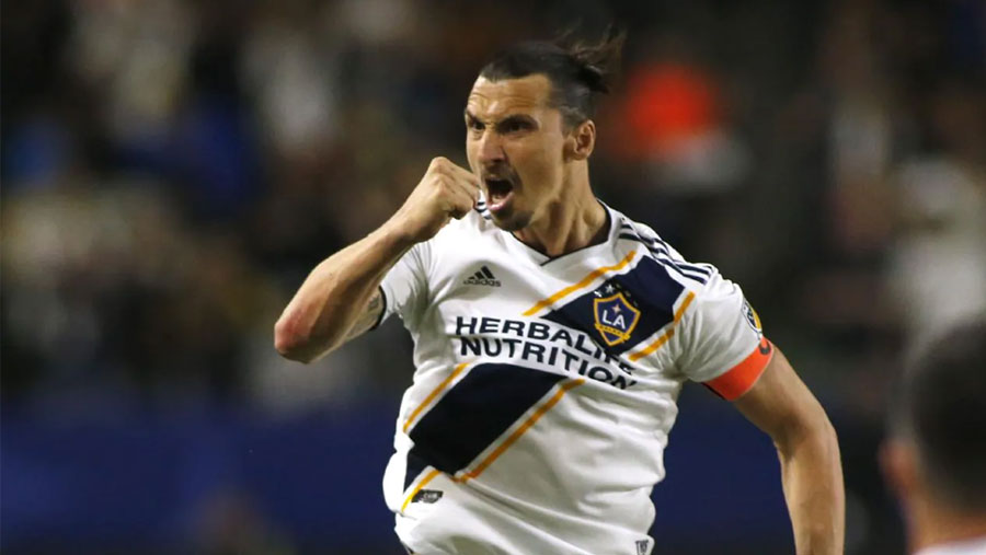 Ibrahimovic confirms LA Galaxy exit