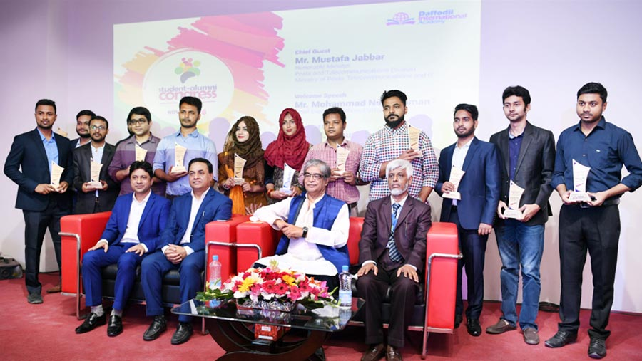 Student-Alumni Congress 2019 held at DIA