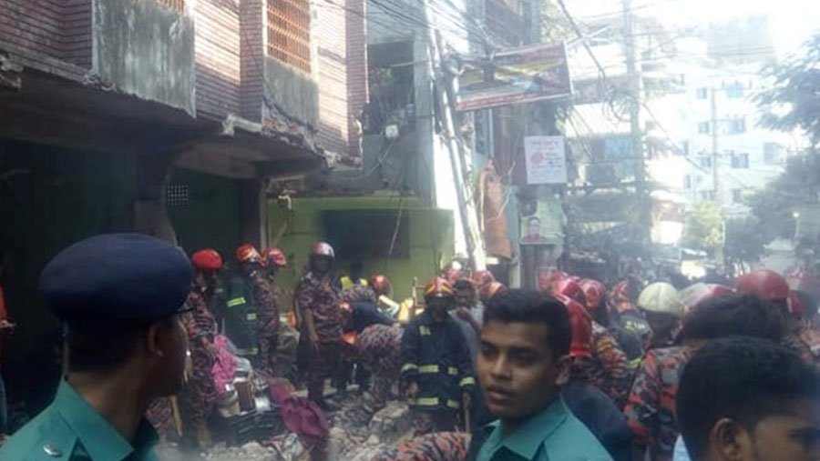 7 of a family killed in Chattogram gas pipeline explosion