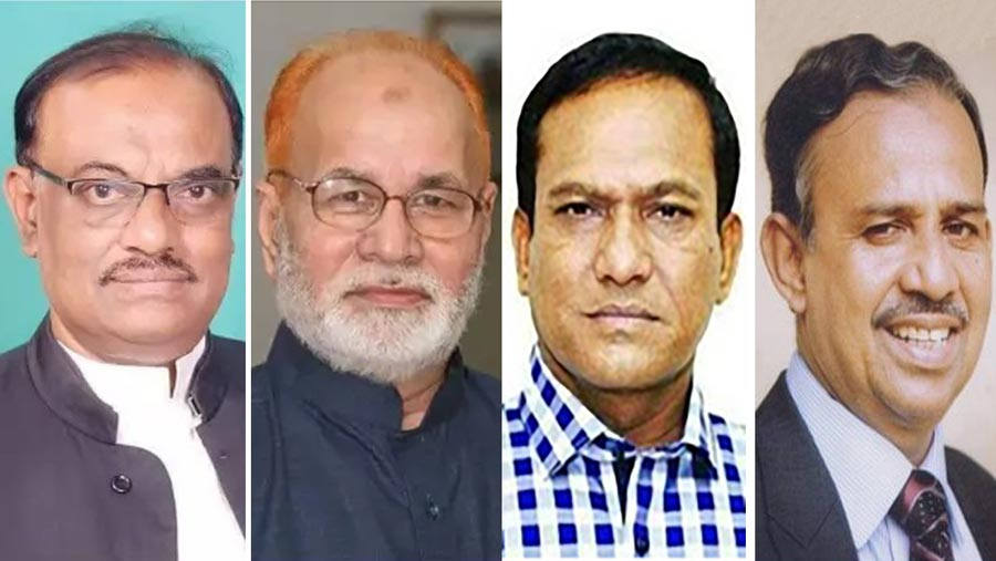 Awami League Dhaka South, North units get new leadership