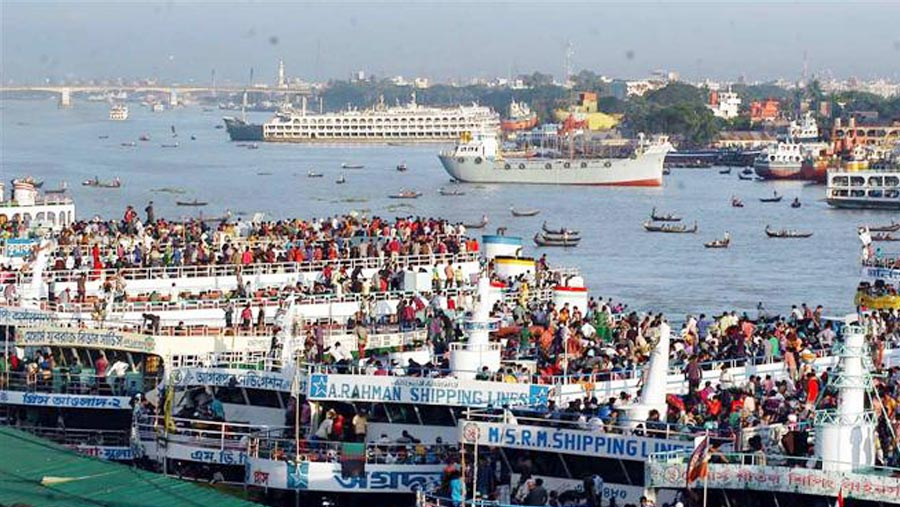 Water transport strike withdrawn