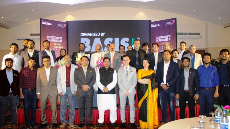 BASIS organizes grand reception to the winners of APICTA Awards