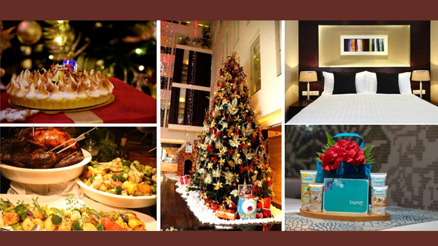 A magical Christmas and New Year festivity at Amari Dhaka