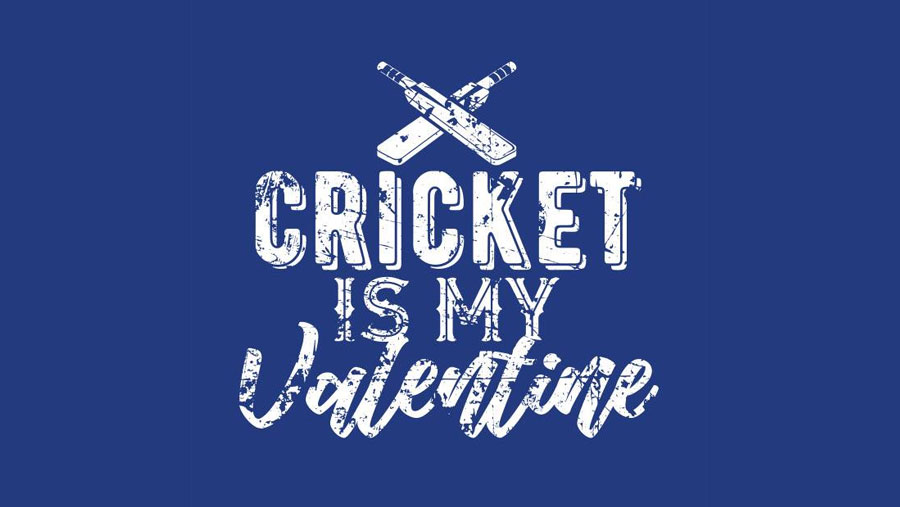 Cricket Over Valentine