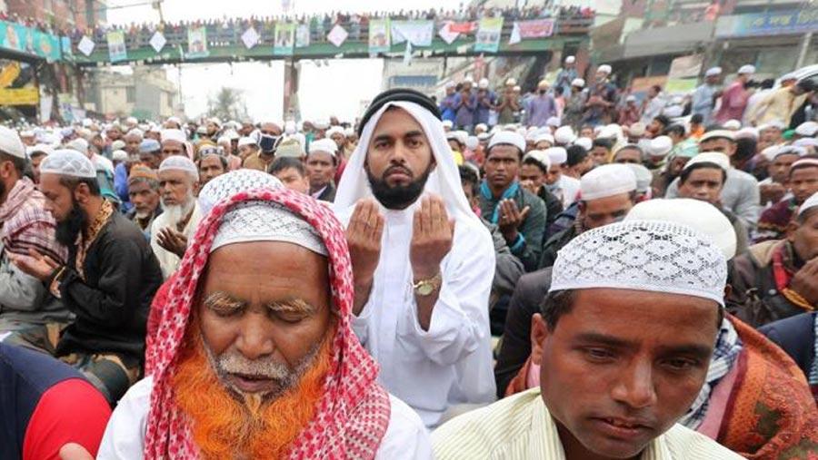 First phase Biswa Ijtema ends Sunday with Akheri Munajat