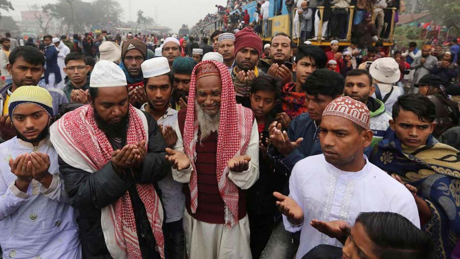 First phase of Bishwa Ijtema ends