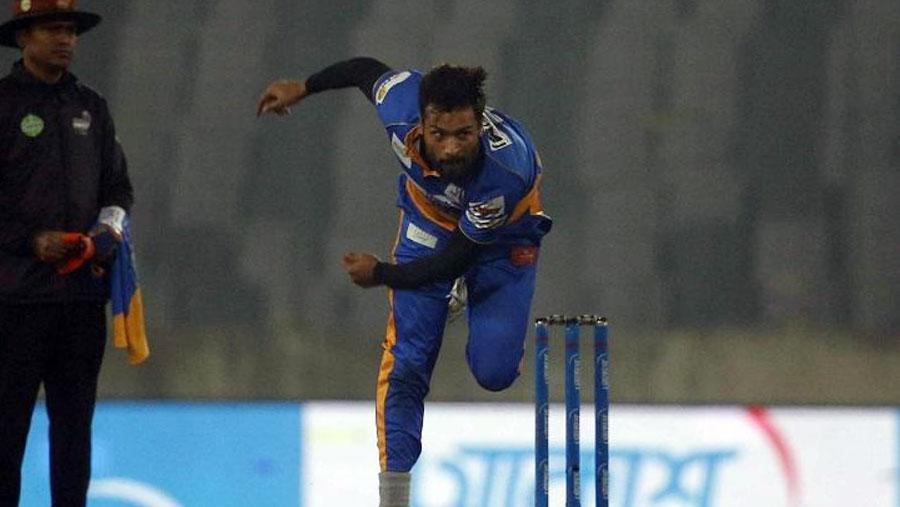 Khulna into BPL final after Amir's masterclass
