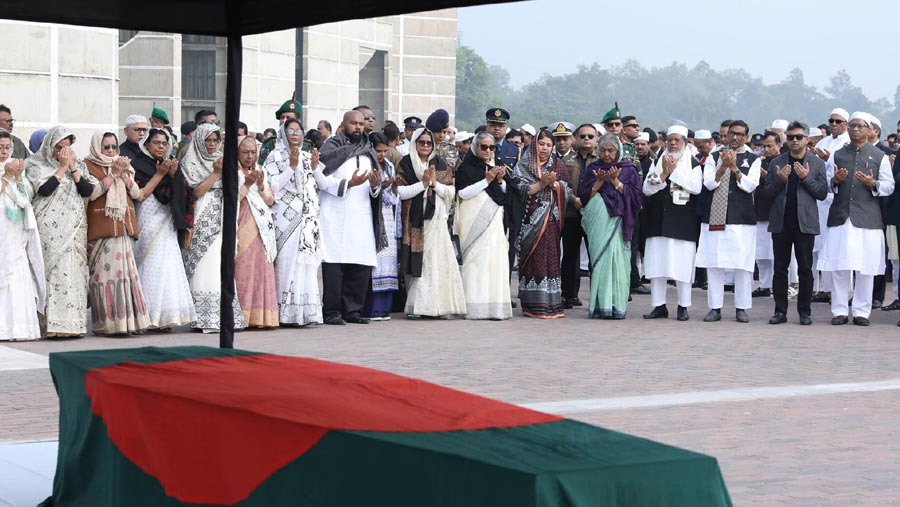 PM pays homage to Abdul Mannan