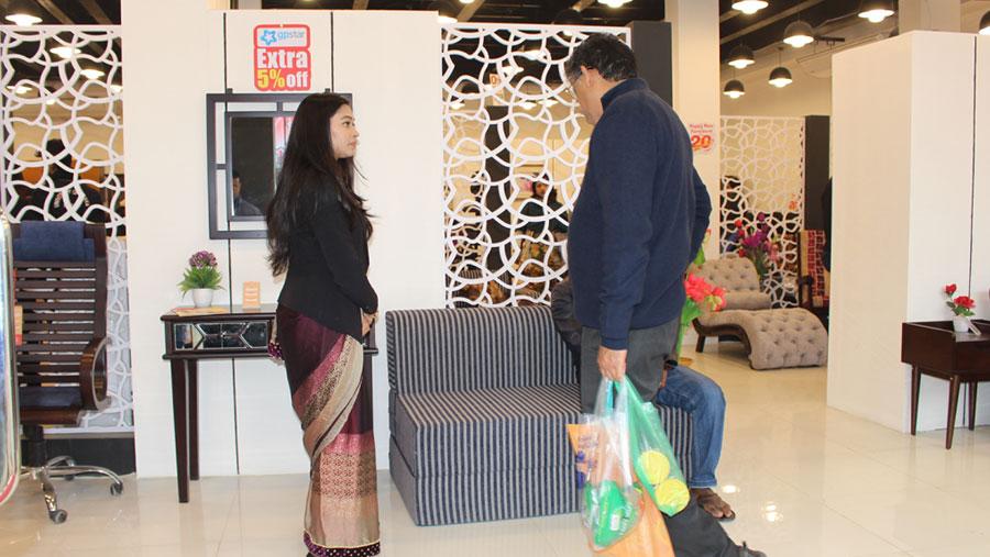 Regal Furniture displays 50 new products at DITF