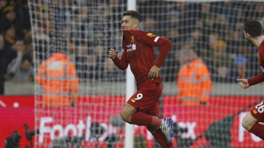 Firmino scores late Liverpool winner