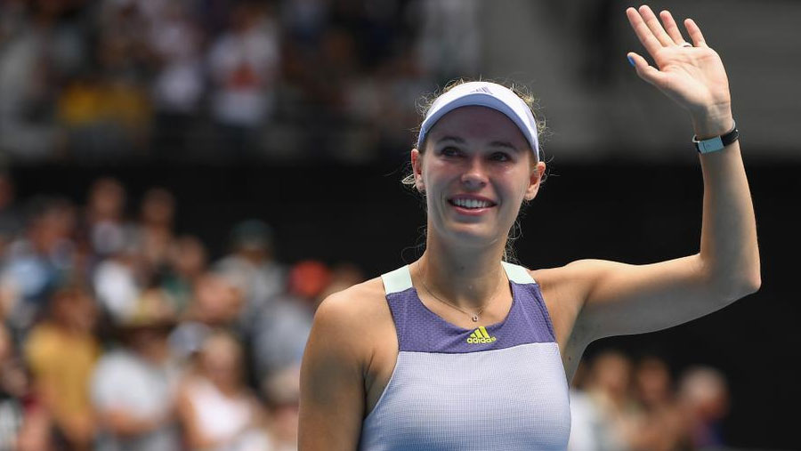 Caroline Wozniacki career over after defeat
