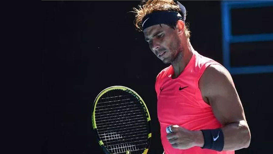 Nadal cruises past Busta to make fourth round