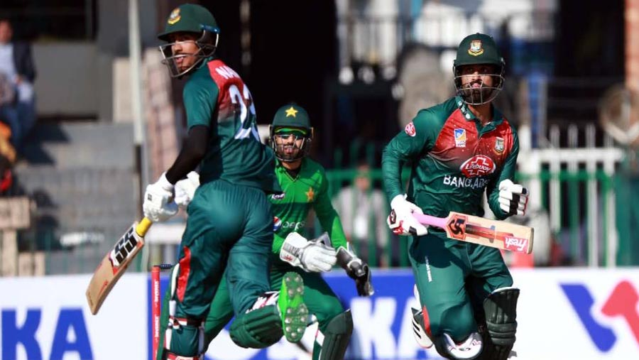 Pakistan beat Tigers by 5 wickets in first T20