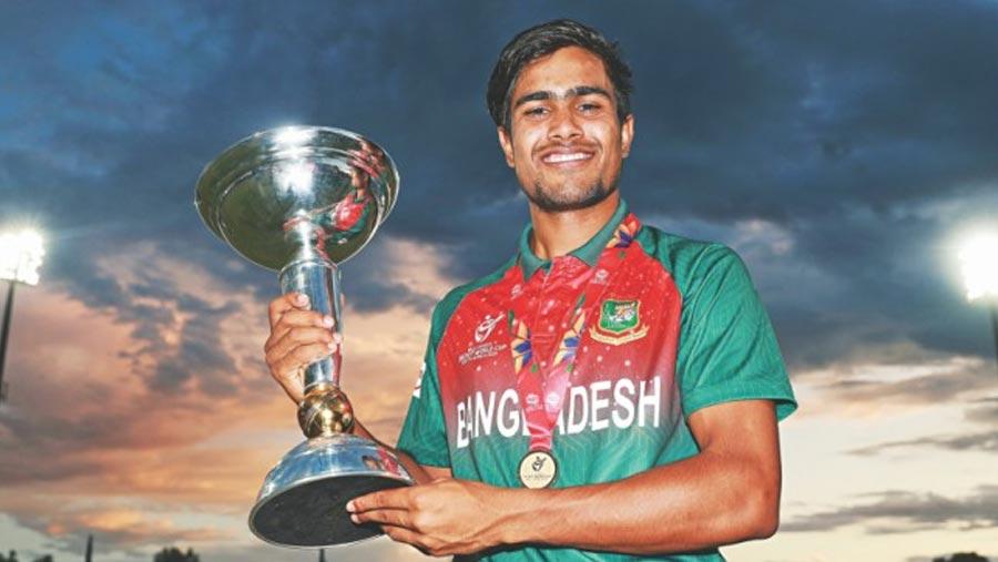 Akbar named as captain of ICC U-19 team