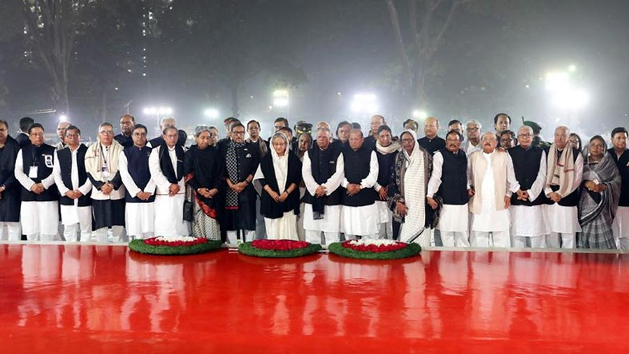 Amar Ekushey observed with due respect