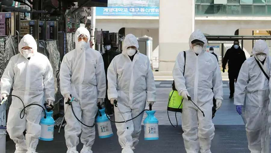 S Korea reports two more deaths, 123 new COVID-19 cases