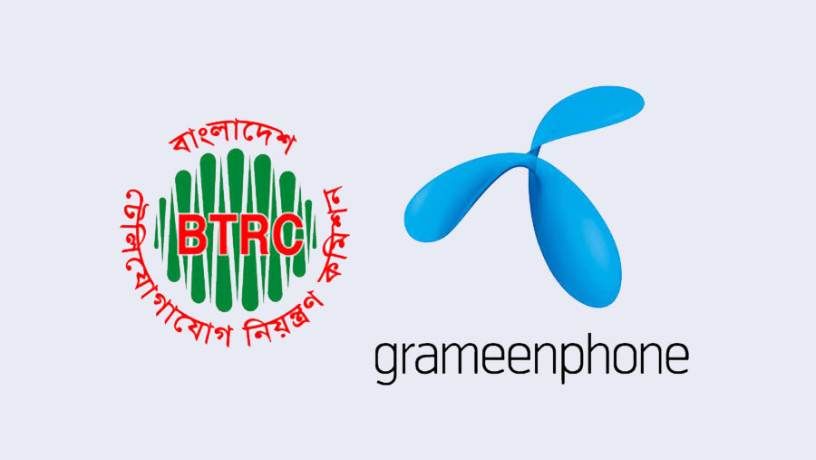 GP ordered to pay BTRC Tk 1,000cr within May