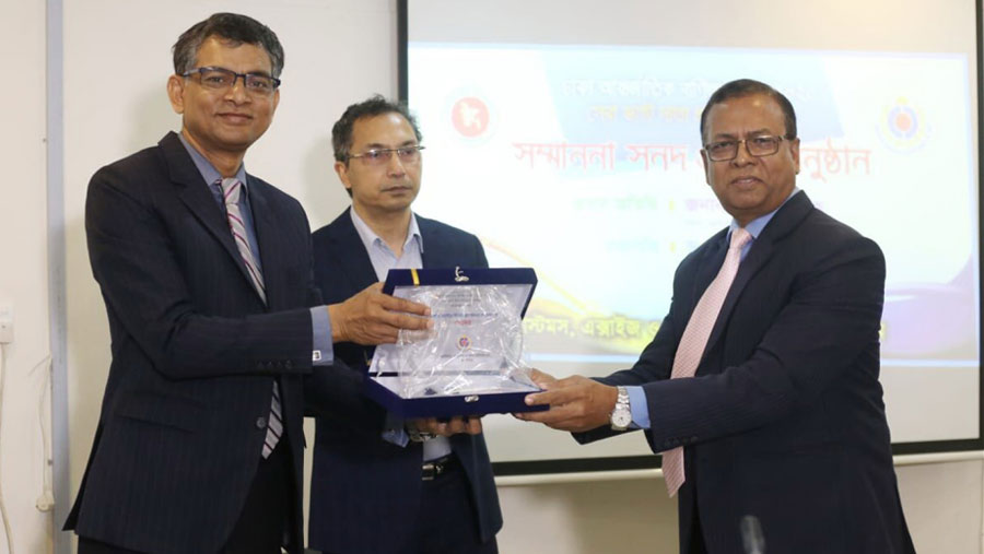 PRAN-RFL's two companies receive top VAT payer award at DITF