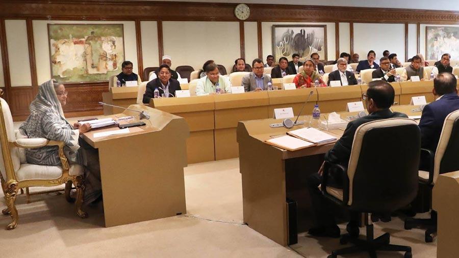 Cabinet nods Sunamganj Science and Tech University bill