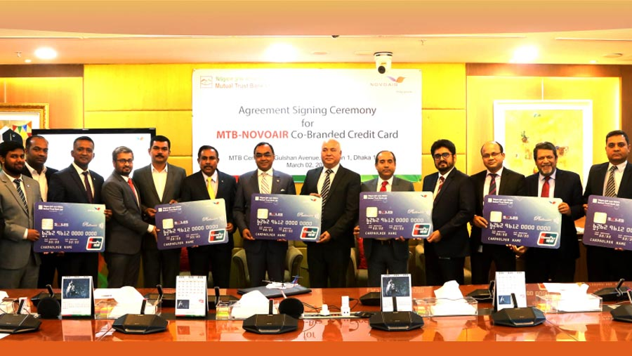 MTB inks MoU with NOVOAIR to launch co-branded credit card