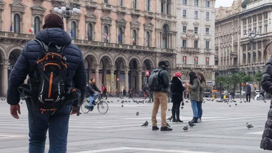 Northern Italy quarantines 16 million people