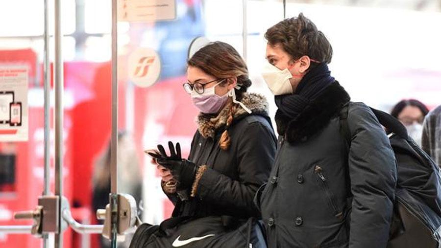 Italy coronavirus death toll soars amid travel ban