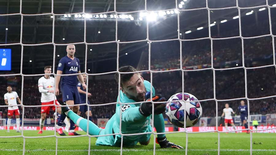 Tottenham crash out of C' League with defeat to Leipzig