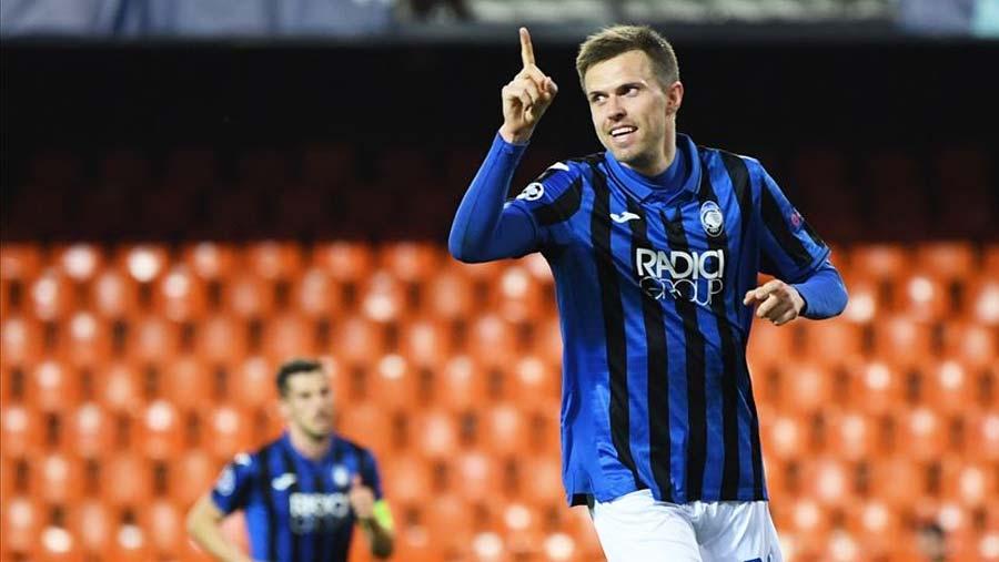 Ilicic scores four as Atalanta reaches C' League QFs