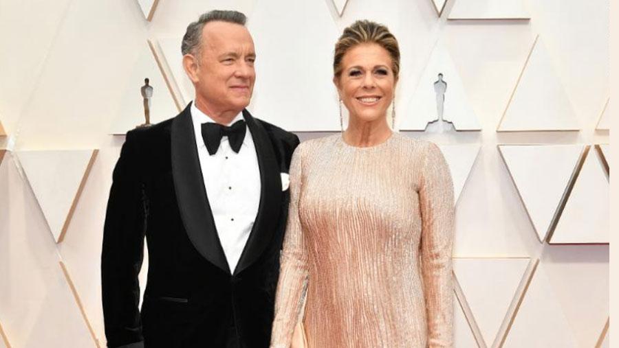 Actor Tom Hanks tests positive for coronavirus