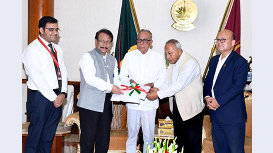 Mujib Year programmes will help youths to know about Bangabandhu: President