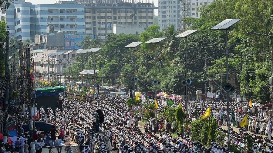 Mass gatherings banned in Bangladesh to fight Covid-19